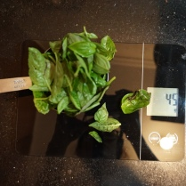 basil weight